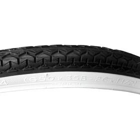 Michelin WorldTour Bike Tyre 35-584/650-35B Wire white/black